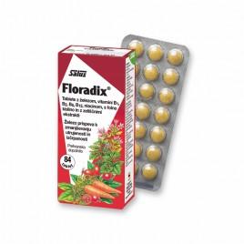 Floradix, prehransko dopolnilo floradix, 84 tablet