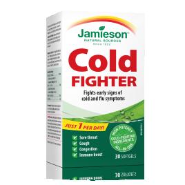 Jamieson, cold fighter, 30 kapsul