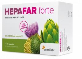 Sensilab, hepafar forte, 30 kapsul