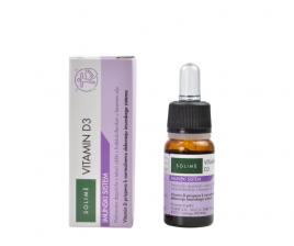 Solime, medivital vitamin D3 v kapljicah, 10 ml