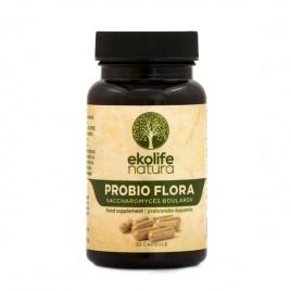 Ekolife natura, synbiotic mešanica bakterij, 30 kapsul