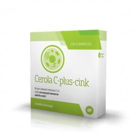 Dr. Grandel, cerola C - plus cink, 16 tablet