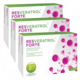 Resveratrol Forte 30 tbl- AKCIJA 2+1