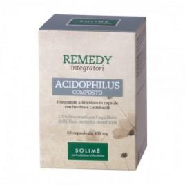 Solime, Acidophilus composto, 60 kapsul