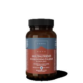 Terranova, multinutrienti za kakovostno življenje kompleks, 50 kapsul