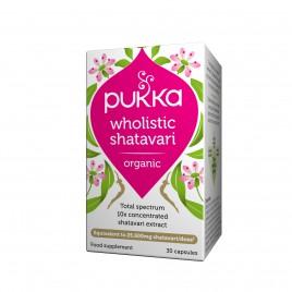 Pukka, holistični Shatavari, 30 kapsul