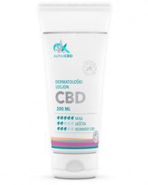 Dermatološki losjon Alpha CBD, 200 ml