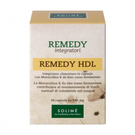 HDL Remedy Solime, 60 kapsul