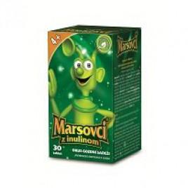 Marsovci®, multivitamini gozdni sadeži, 30 tablet