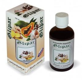 Bio - Pharma, glipar tekoči dodatek, 100 ml