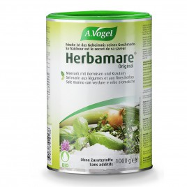 Zeliščna morska sol Herbamare Original A. Vogel, 1 kg