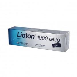 Lioton 1000 i.e./g gel, 50 g