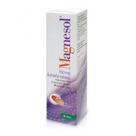 Magnesol 150 mg, 20 šumečih tablet