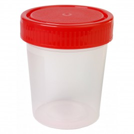 Posodica za urin 125 ml Deltalab - sterilna