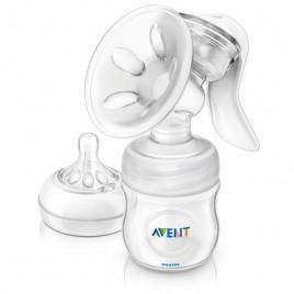 Avent SCF 330/20 ročna prsna črpalka Natural