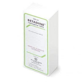 Betadine 100 mg/ml dermalna raztopina, 100 ml