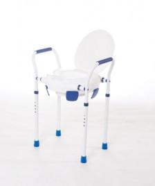 Nastavek za WC z nogami in pokrovom Clipp 7 Herdegen
