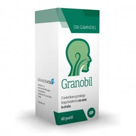 Dr. Grandel, prehransko dopolnilo granobil, 60 pastil