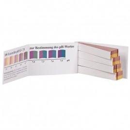 Indikator za merjenje pH (zakisanosti), 100 lističev