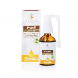 Flora Sanatos, bio propolis, ustni sprej, 30 ml
