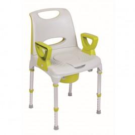 Stol toaletni in tuširni AQ Tica Confort