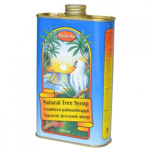 Naravni drevesni sirup Madal Bal, 500 ml