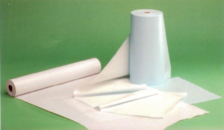 Papir rola za pregledno mizo 60 cm x 100 m plastificirana