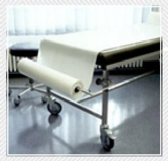 Papir rola za pregledno mizo 59 cm plastificirana