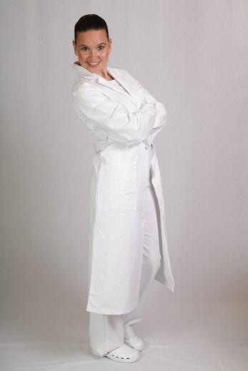 Halja ženska Zdravka - bela