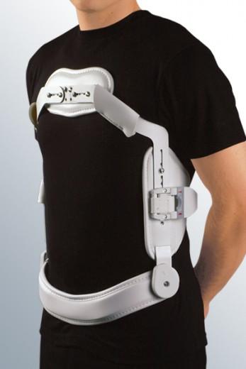 Hiperekstenzijska opornica Medi 4C Flex - large
