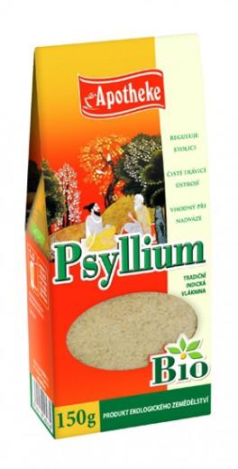 Apotheke, bio dietetična vlakna - Psyllium, 150 g