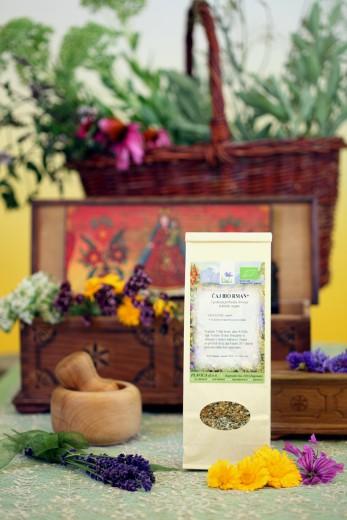 Čaj Rman bio Plavica, 40 g