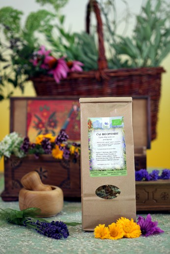 Čaj optimist Plavica, 40 g