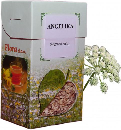 Čaj Angelika koren, 70 g