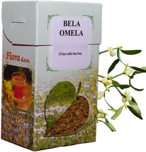 Čaj Bela omela, 100 g
