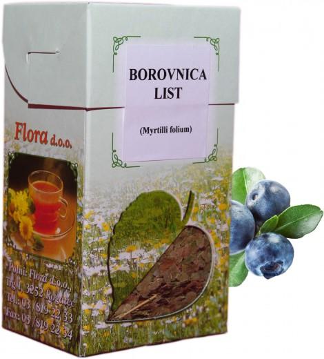 Čaj Borovnica list, 40 g