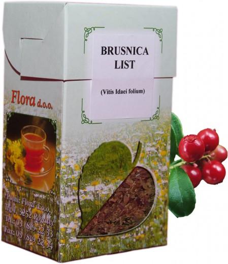Čaj Brusnica list, 50 g