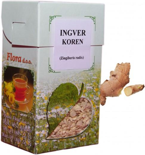 Čaj Ingver, 100 g