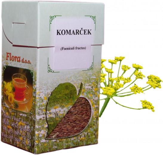 Čaj Komarček plod, 100 g