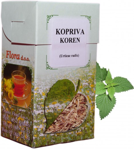 Čaj Kopriva koren, 80 g