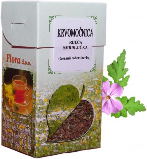 Čaj Krvomočnica, 50 g