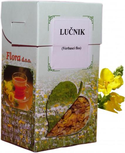 Čaj Lučnik cvet, 30 g