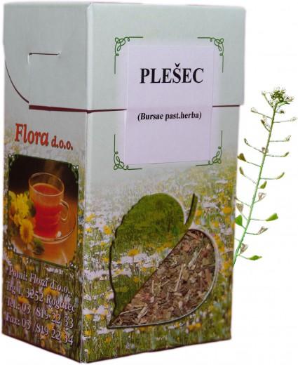 Čaj Plešec rastlina, 50 g