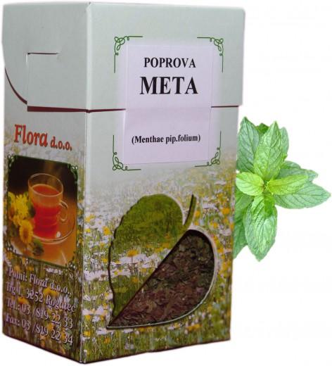 Čaj Poprova meta, 40 g