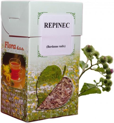 Čaj Repinec koren, 100 g