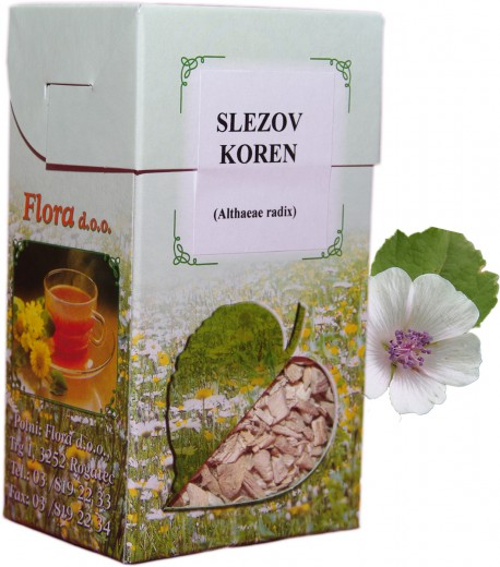 Čaj Slezov koren, 100 g