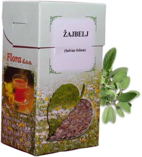 Čaj Žajbelj list, 60 g
