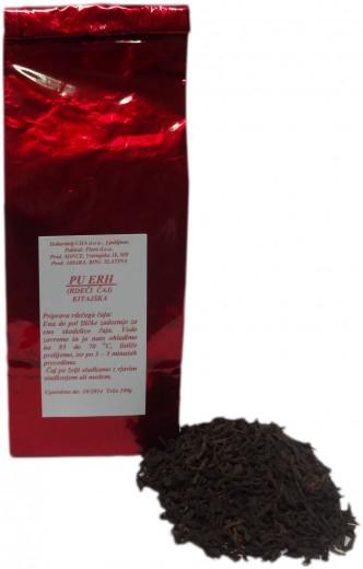 Pu-erh rdeči čaj, 100 g