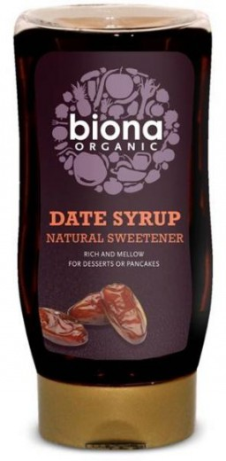 Bio datljev sirup Biona, 350 g