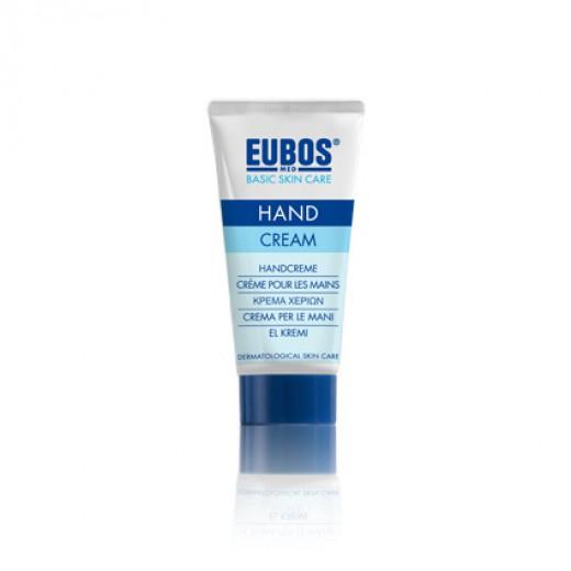 Basic krema za čudovite in nežne roke Eubos, 50ml